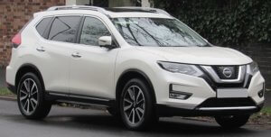 Выкуп автомобилей Nissan