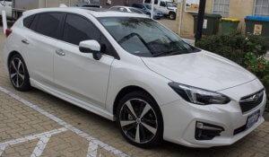 Выкуп автомобилей Subaru
