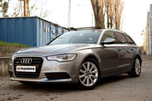 Выкуп автомобилей Audi