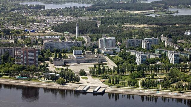 Фото города Украинка