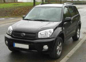 Выкуп автомобилей Toyota