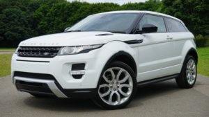 Выкуп автомобилей Land Rover