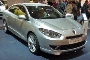 Выкуп автомобилей Renault