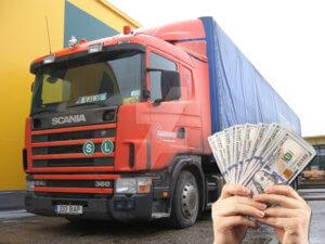 Автоломбард займ под залог грузового авто