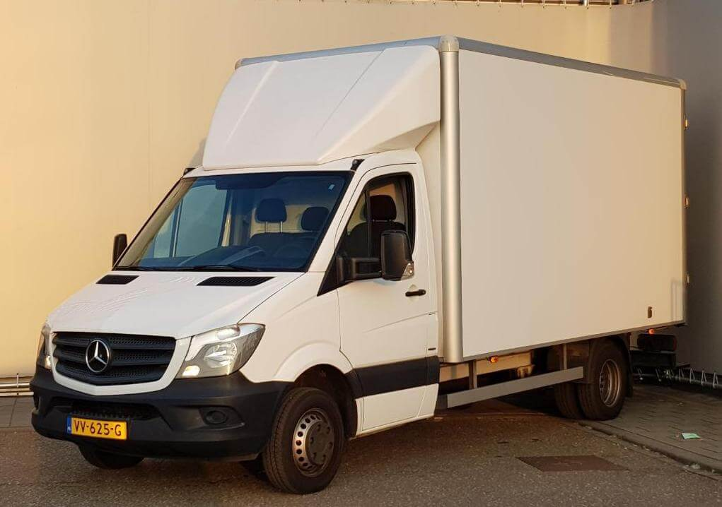 Выкуп спецтехники Mercedes 516